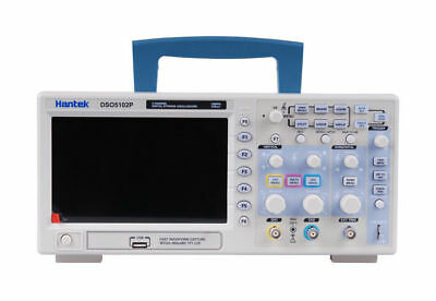 Hantek DSO5102P Digital Oscilloscope 2 Channels 100MHz 1GSa/s Like SDS1102CNL