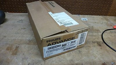 Philips ICN4S5490C2LSG, Case of 6 Advance Ballasts, 120-277VAC (4) F54T5/HO*new*