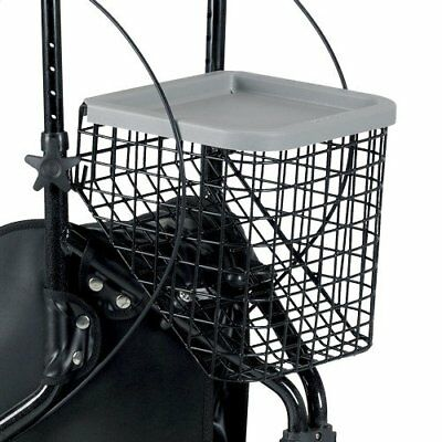 Patterson Medical Basket with Removable Tray for Days Tri Wheel Walkers