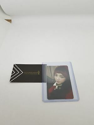 Red Velvet 1st Album The Red Official Photocard Joy Photo Card