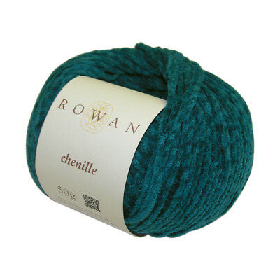 *SPECIAL OFFER* Rowan Chenille -  VARIOUS SHADES - 50g balls