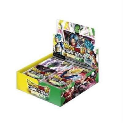 Dragon Ball Super Tcg Union Force Booster Sealed Box - English Pack
