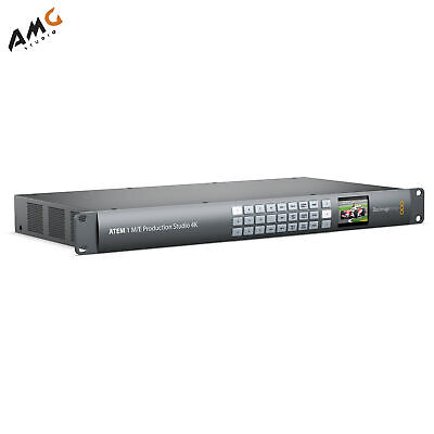 Blackmagic Design ATEM 1 M/E Production Studio 4K SWATEMPSW1ME4K