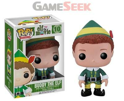 Buddy The Elf Pop Vinyl Figure Funko - Toys Brand New Free Delivery