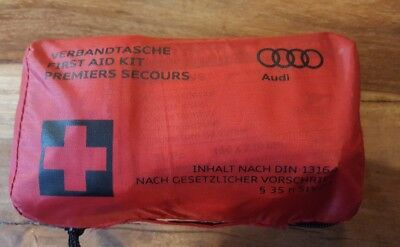 Genuine Audi First Aid Kit 8F0860282 A3 A4 A5