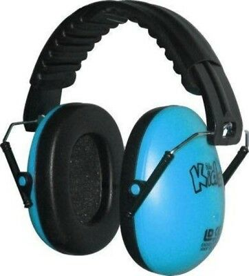 Ear Edz Kids Sky Blue Head Phone Work Safety Equipment Ear Protection Defenders