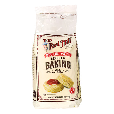 Bob's Red Mill Gluten Free Biscuit & Baking Mix 24 oz (680 g) Pkg