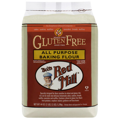 Bob's Red Mill Gluten Free All Purpose Baking Flour 44 oz (1.24 kg) Pkg