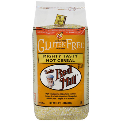 Bob's Red Mill Gluten Free Mighty Tasty Hot Cereal 24 oz (680 g) Pkg