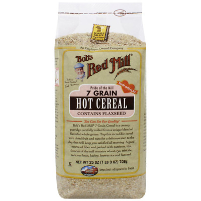 Bob's Red Mill 7 Grain Hot Cereal 25 oz (708 g) Pkg