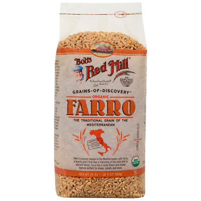 Bob's Red Mill Organic Farro 24 oz Pkg