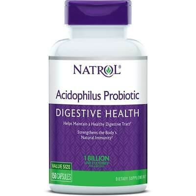 Natrol Acidophilus Probiotic 1 Billion Cfu 150 Caps
