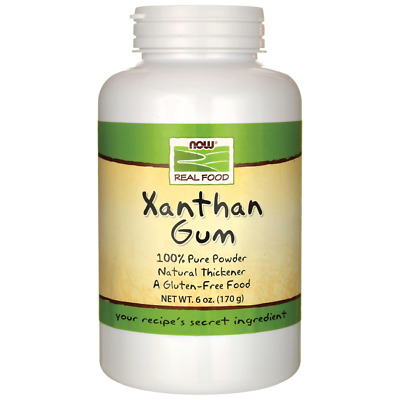 NOW Foods Xanthan Gum 6 oz (170 g) Pwdr