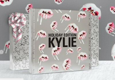 KYLIE JENNER Holiday Edition Set - Brand New Perfect Xmas Gift!