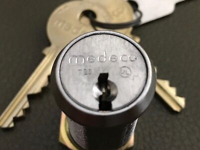 NOS MEDECO LOCK 72S  with 2  keys High  Security