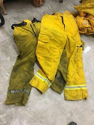WildFire firefighter gear brush fire Combo Sale Pant and Jacket set for 1 price