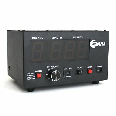 NEW SMAI Boxing Round Timer
