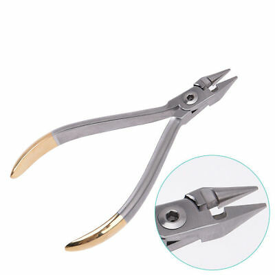 Orthodontic Plier Bird Beak Dental Ortho Wire-Spring Bending Cutter
