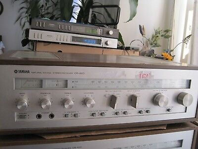 """✔ Yamaha CR-820 AM/FM Stereo Receiver """"As Is"""""""