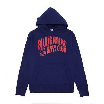 Billionaire Boys Club BB Split Arch Hoodie in Patriot Blue S-XXL NWT MSRP$140
