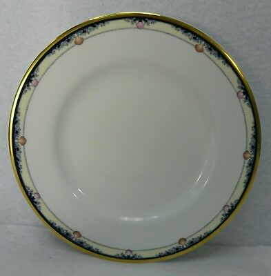 ROYAL DOULTON china RHODES H5099 pattern Dinner Plate - 10-3/4""