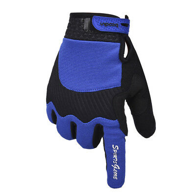 Motorcycle Bike Riding Gloves Windproof Winter Warm Touchscreen Glove Outdoor XL