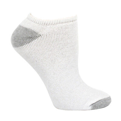 Fruit of the Loom Women's Everyday Basic No-Show Sock 8 Pair