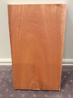 African Mahogany Guitar Body Blank. ONE PIECE. ON SALE Luthier. Timber #AF8