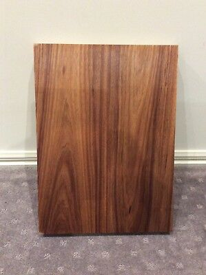 Blackwood Guitar Body Blank.  Luthier, Craft. Timber #BL1