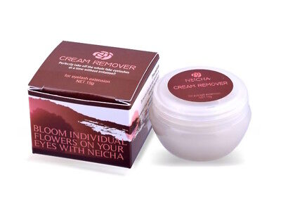 NEICHA Remover Cream Type - Eyelash Extension