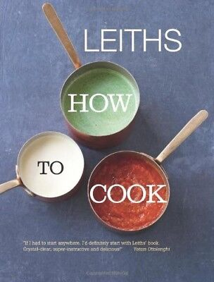 Leiths How to Cook (Leiths School/Food & Wine) - Very Good Book Leiths School of