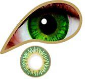 Colored Lenses - MesmerEyez - Emerald Green - Persian Green - 1 day leses