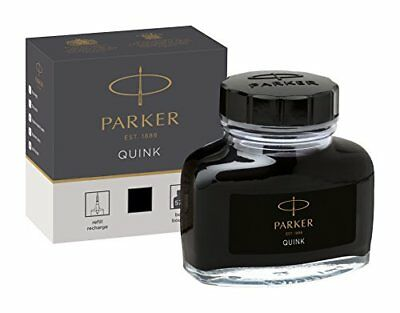 PARKER QUINK Ink Bottle Black 57 ml