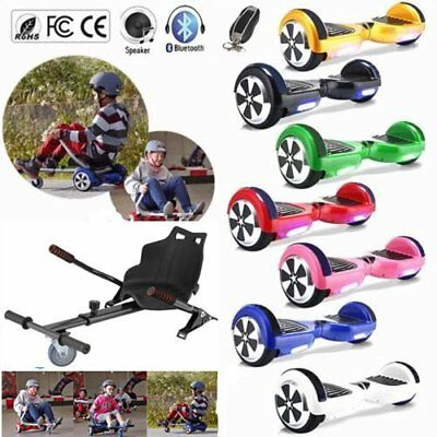 Trottinette Scooter Skateboard électrique balancing overboard Bluetooth sac*RD#