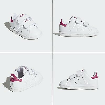 SCARPE STAN SMITH BIMBO Adidas Originals 20-21-22-23-24-25-26-27 - EUR 54,90 | PicClick IT