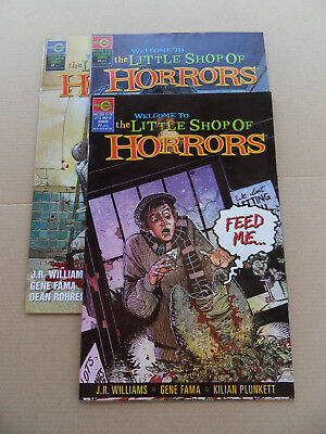 Welcome To The Little Shop Of Horrors 1 - 3 . Lot Complet .1995 . VF