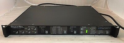 Communications Specialities Deuce Pro 2210 Intelligent Video Scaler TESTED