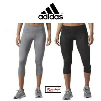 CLEARANCE! Women's ADIDAS Ultimate Fit 3/4 Tight CLIMALITE FABRIC! COLOR VARIETY