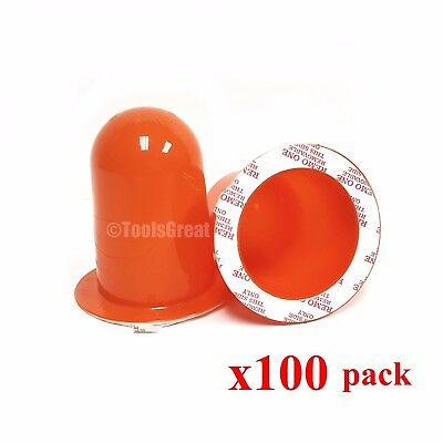 Coverdome Fire Sprinkler Cover Adhesive Ring Cover 100 pack