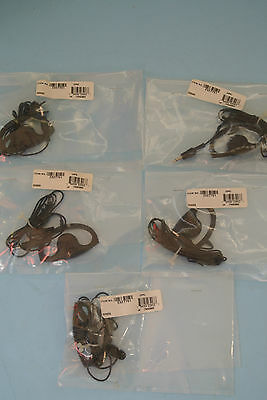 New Fluke Networks Earphone for Pro 3000 Probe-5 Pack