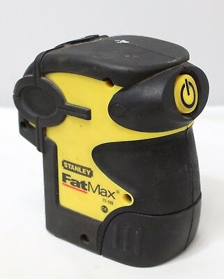 Stanley FatMax Laser Level - Selling for Parts Only #280713
