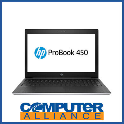 """HP ProBook 450 G5 15.6"""" Touch Core i5 Notebook Win 10 Pro PN 2WK04PA"""