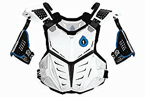 SixSixOne Prodigy Roost Deflector Adult Body Armour Chest Protector MX Off Road