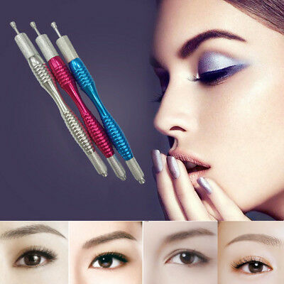 Sourcil Tattoo Pen Permanent Makeup Fashion Manual Eyebrow Microblading Pencil
