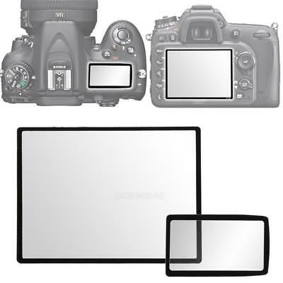 2pcs Hard Pro PC LCD Screen Protectors for Canon 7D 5D 1DS MARK III Cameras New
