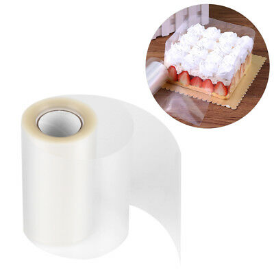 Cake Pastry Soft Surrounding Edge Wrapping Tape Plastic Side Membrane Odourless