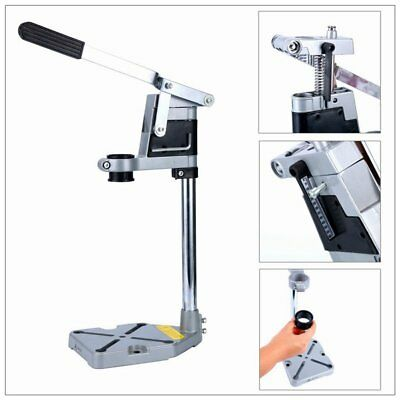 Drill Press Stand Holder Bench Clamp  Workbench Repair Tool for Drilling