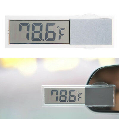 LCD Screen Display Home Room Indoor Digital Wall Car Temperature Thermometer US