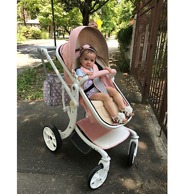 2018 baby stroller 2 in 1 high view foldable Carriage Infant travel pushchair F