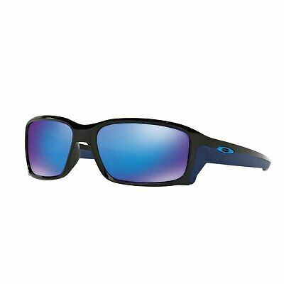 ac46be67a8743 OAKLEY SUNGLASSES STRAIGHTLINK OO9331-04 Polished Black Sapphire ...